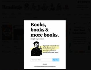 readings.com.au screenshot
