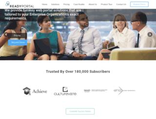 readyportal.net screenshot