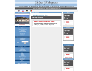 real-estate-istra.com screenshot
