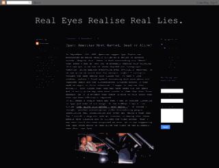 real-eyes-realise-real-lies.blogspot.com screenshot