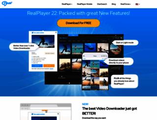 real.com screenshot