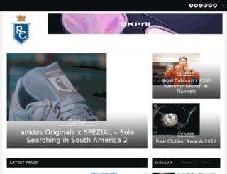 realclobbermagazine.apps-1and1.net screenshot