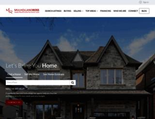 realestatetoronto.com screenshot
