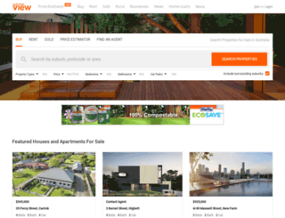 realestateview.com.au screenshot