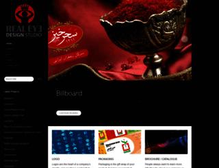 realeyedesign.com screenshot