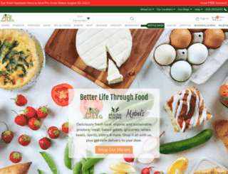 realfoodtoronto.com screenshot