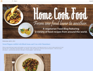 realhomecookedfood.blogspot.com screenshot
