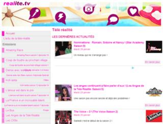 realite.tv screenshot