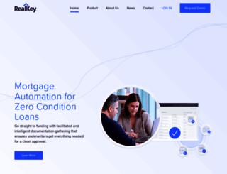 realkey.com screenshot