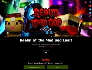 realmofthemadgod.appspot.com screenshot