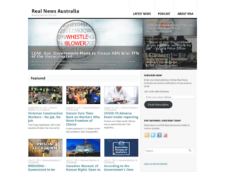 realnewsaustralia.com screenshot
