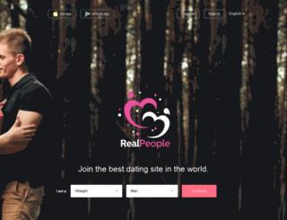 realpeople.dating screenshot