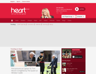 realradionortheast.co.uk screenshot