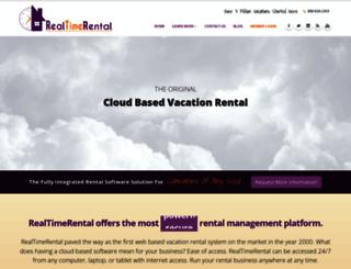 realtimerental.com screenshot