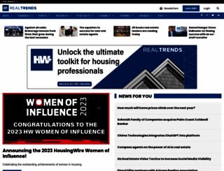 realtrends.com screenshot