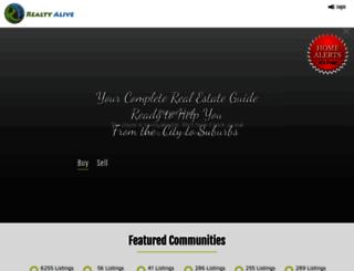 realtyalive.com screenshot