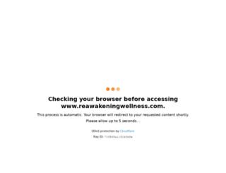 reawakeningwellness.com screenshot