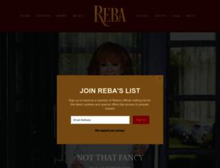 reba.com screenshot