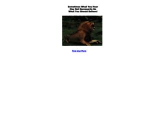 rebel-lion.net screenshot