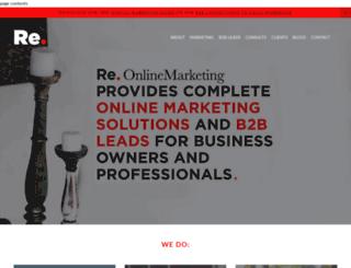 rebelentrepreneurs.com.au screenshot