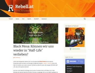 rebell.at screenshot