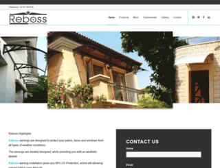 reboss.co.za screenshot
