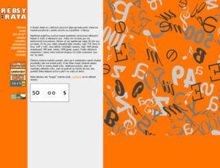 rebusy.cz screenshot