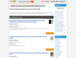recallowl.com screenshot