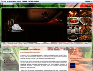 receitas500.blogspot.com.br screenshot