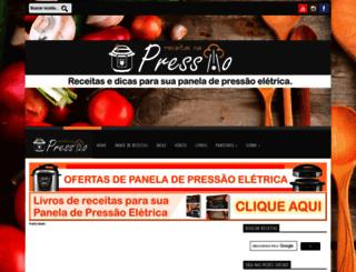 receitasnapressao.blogspot.com.br screenshot