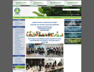 recimex.com.mx screenshot