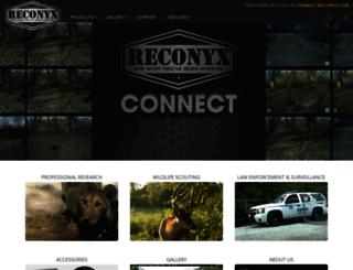 reconyx.com screenshot