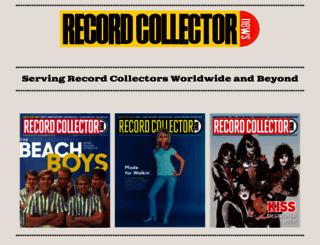 recordcollectornews.com screenshot