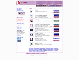 recosoftcorporation.com screenshot