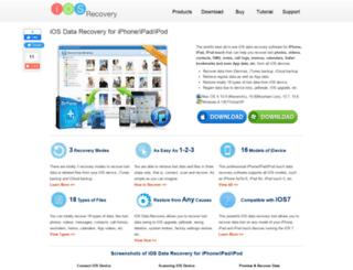 recovery-ios.com screenshot