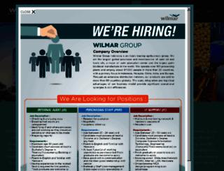 recruitment-wip.com screenshot