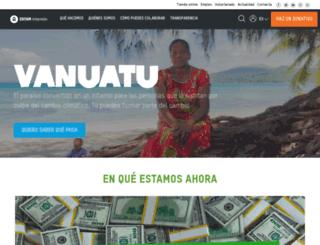 recursos.oxfamintermon.org screenshot