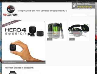 recxtrem.com screenshot