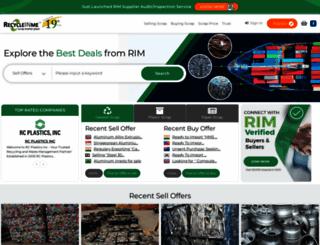 recycleinme.com screenshot