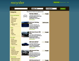 recycler.com screenshot