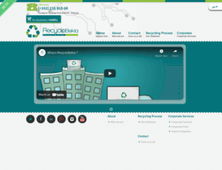 recyclobekia.com screenshot