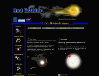 red-estelar.webcindario.com screenshot