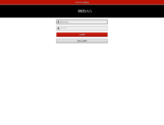 red.ag screenshot