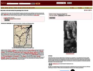 red1st.com screenshot