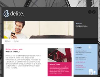 redactron.ovalon.com screenshot