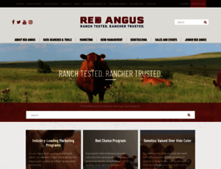 redangus.org screenshot