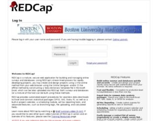 redcap-web.bmc.org screenshot
