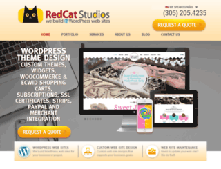 redcatstudios.net screenshot