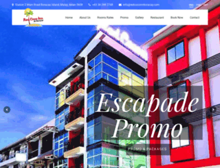 redcocoinnboracay.com screenshot