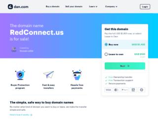 redconnect.us screenshot